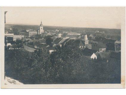19 - Královéhradecko, Třebechovice pod Orebem, celkový pohled...