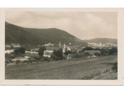 05 - Brno - venkov, Předklášteří, celkový pohled, nákl. S. Sláma, Fototypia