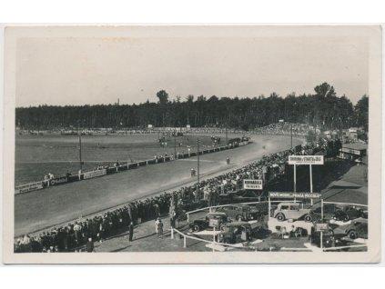 44 - Pardubice, Závod o zlatou přilbu Československa, cca 1934