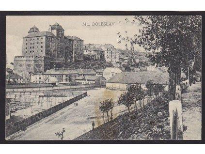 36 - Mladá Boleslav, cca 1925