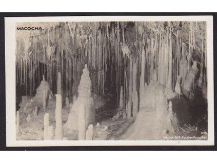 03 - Blansko, Macocha, foto Fon, cca 1930