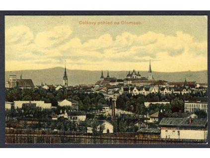 41-Olomouc, Celkový pohled, cca 1911