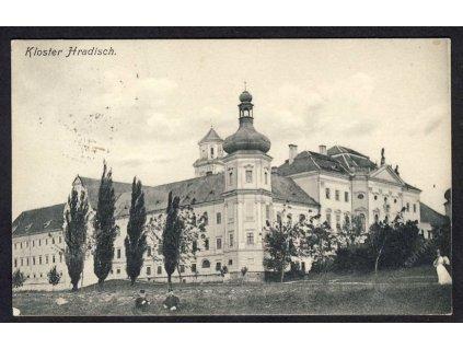 41-Olomoucko, Klášterní Hradisko, cca 1912