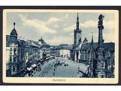 41-Olomouc, Náměstí, cca 1930