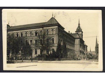 41-Olomouc, Justiční palác, Foto Fon, cca 1929