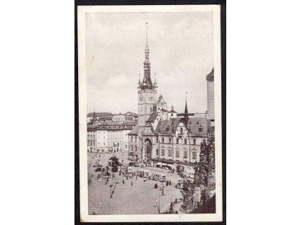 41-Olomouc, Náměstí, cca 1940