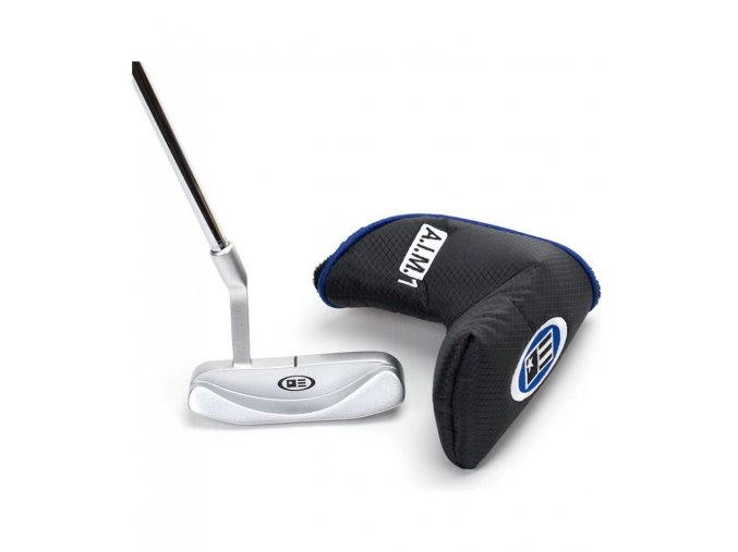 ts3 aim 1 putter and headcover.857x1000