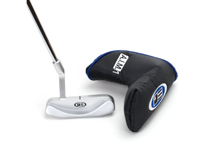 TS3 AIM 1 putter with headcover 1200x1200