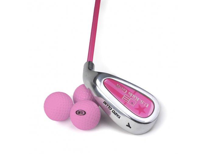 RH yard club pink