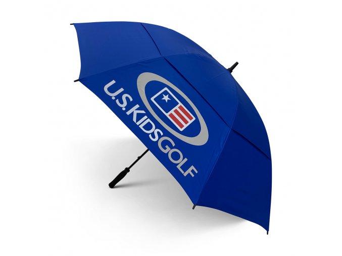 USKG golfový deštník UPF Blue 64 Inch