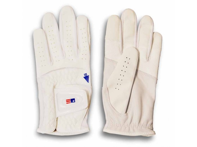 us kids golf glove palm side