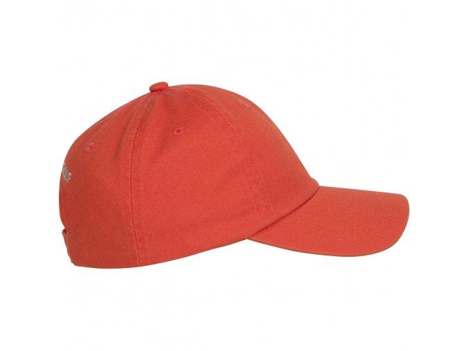 USKG Oval Twill Cap Orange M/L