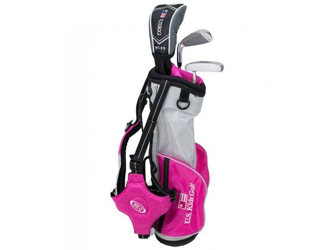 13561 UL39 WT 30 3club set pink