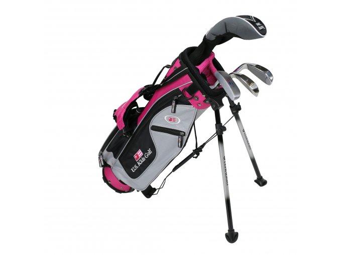 14561 UL42 WT 25 4club set pink