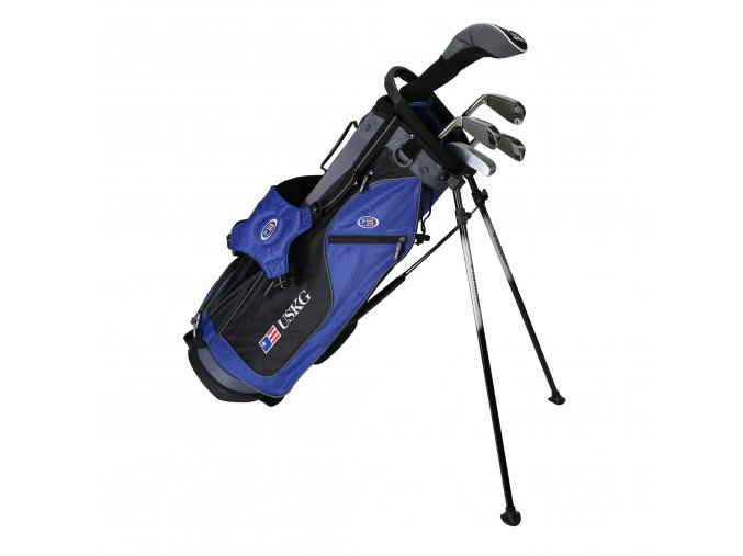 27561 UL60 WT 10 5Club Bag blue black grey