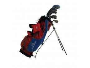 TS54 11 club Set Incl.: Driver,3W,H,5-PW,SW,GW,bag, Graphite Shaft