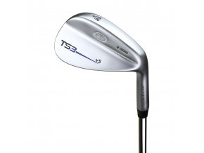 TS3-63 Gap Wedge 52 v5 Steel Shaft