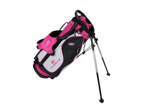 2019 UL51 (130cm) Stand Bag/26 Inch, Black/White/Pink