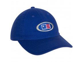 USKG Oval Twill Cap Royal M/L