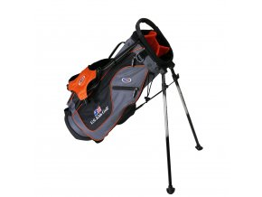 19580 UL51 Stand Bag grey orange