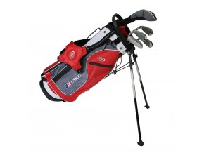 23561 UL54 Classic Bag 5 club Red Grey White