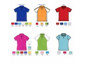 Tech Shirt (Barva Yellow/Navy, Velikost L)