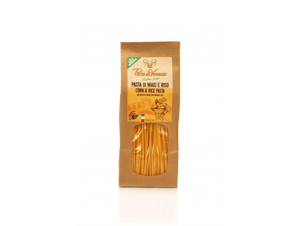 2178 bezlepkove testoviny spaghetti 250g pasta di venezia