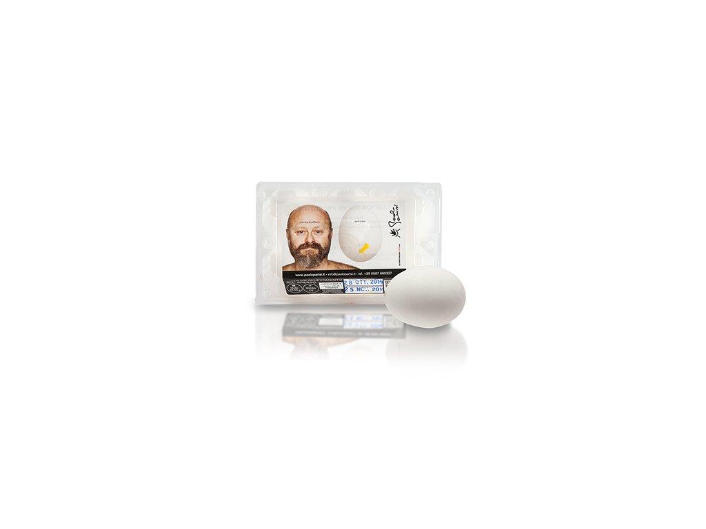 čerstvé BIO vejce z volného chovu 6ks Paolo Parisi