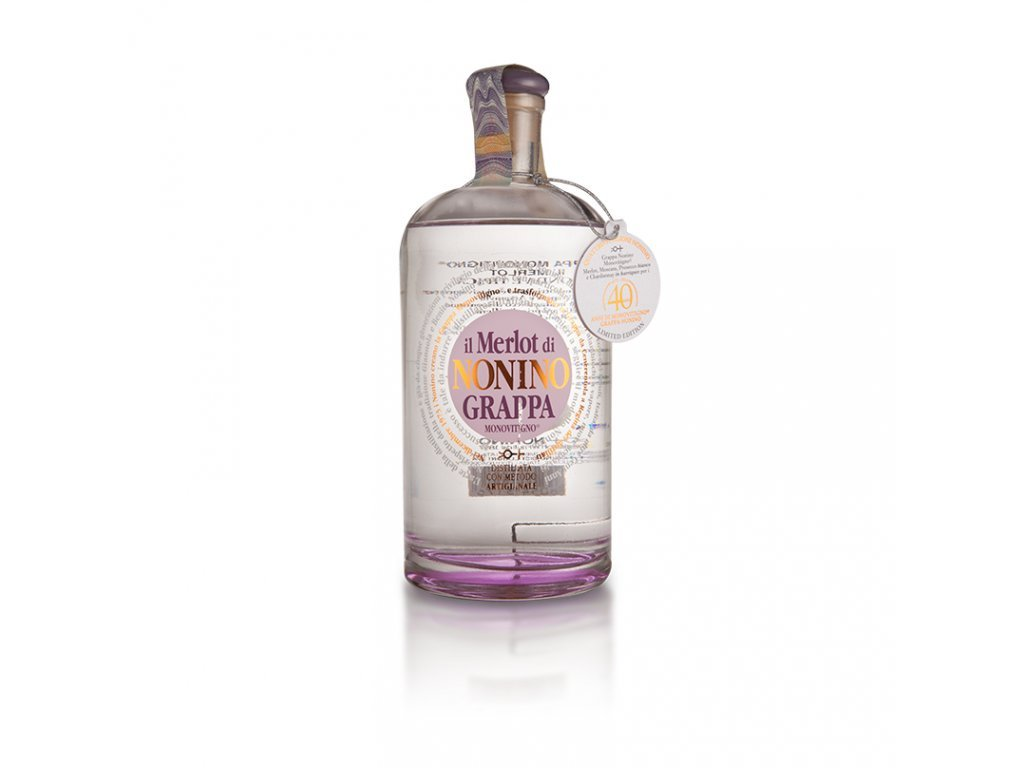 1089 grappa merlot 41 nonino 700ml