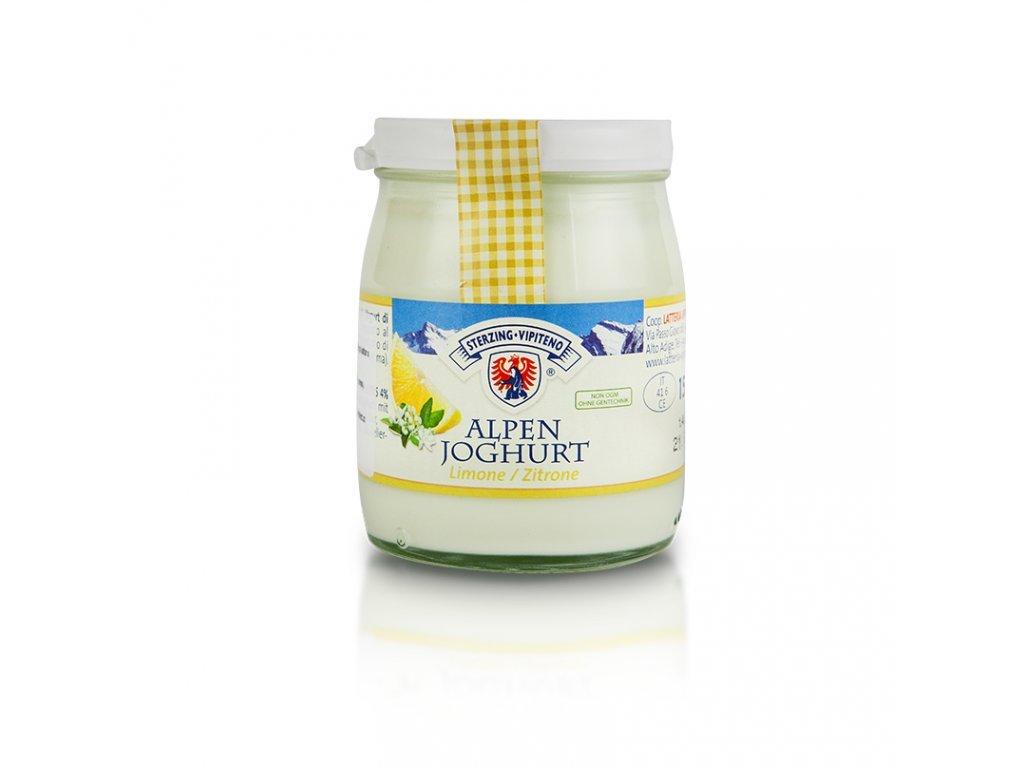 1218 jogurt citronovy 150g vipiteno
