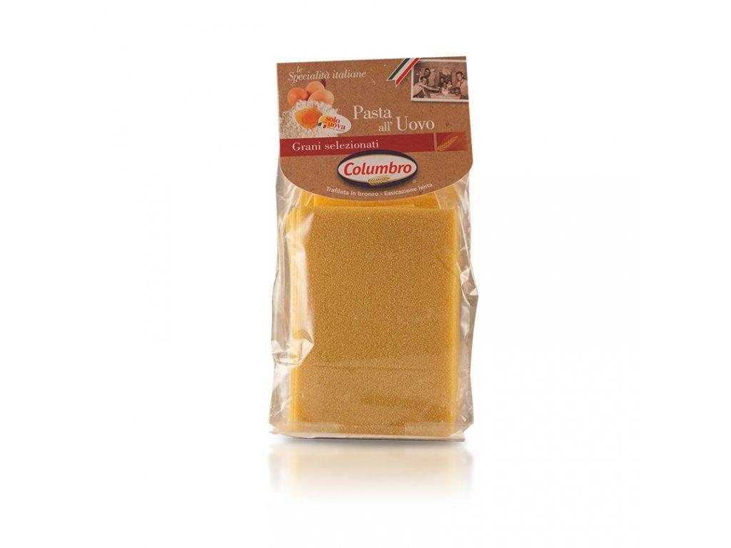 1326 lasagne vajecne 500g columbro