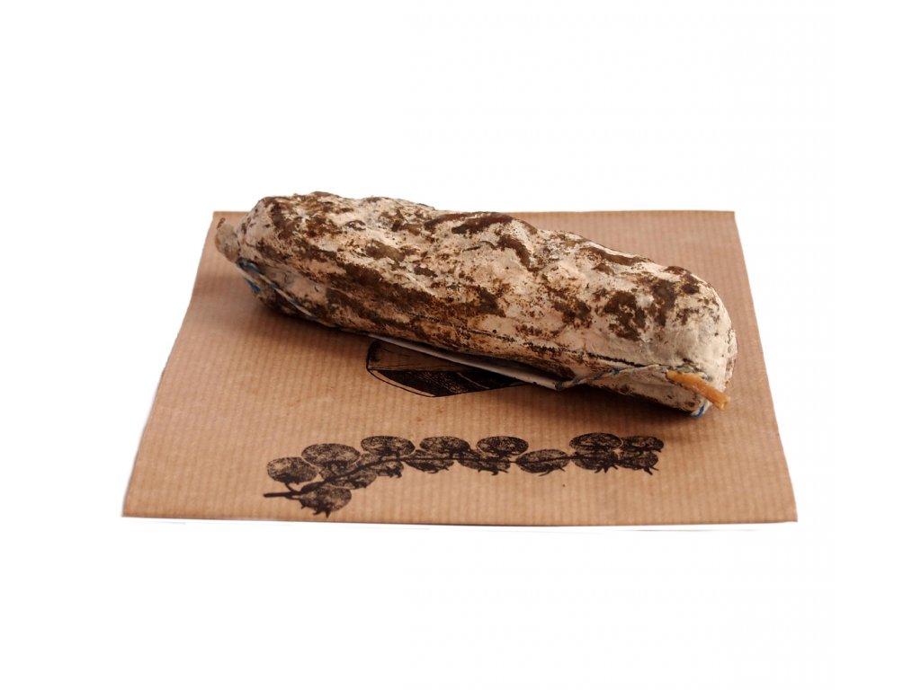 salám z oslího masa valtellinese