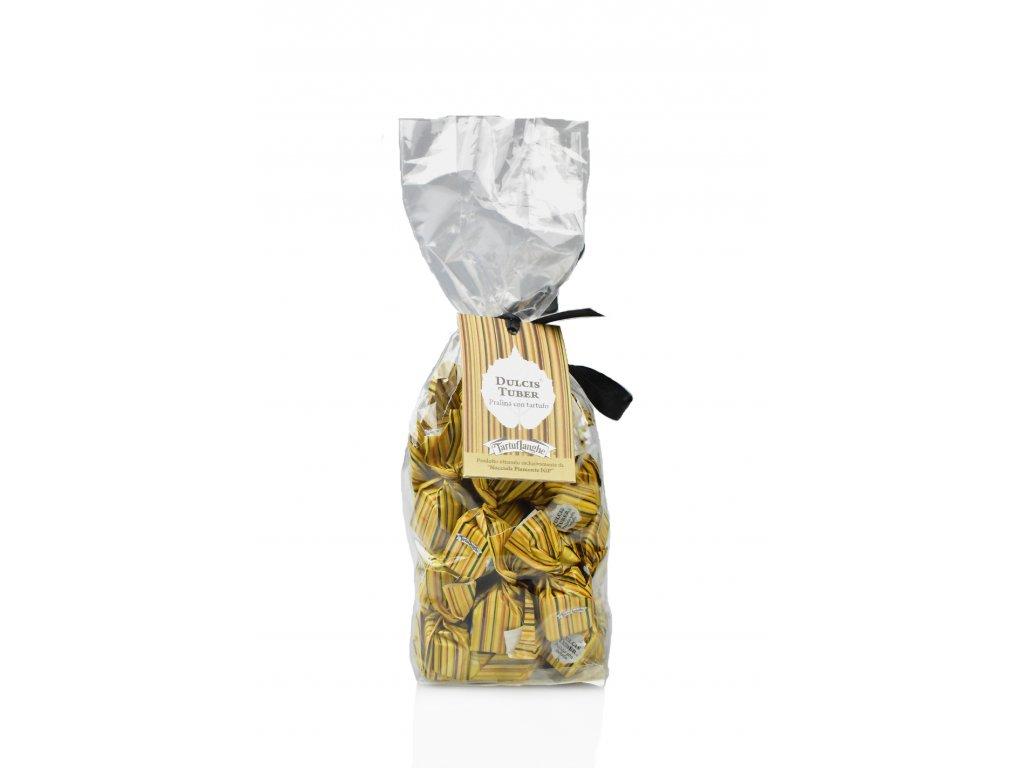 trifulot s lanýžem tartuflanghe pokus