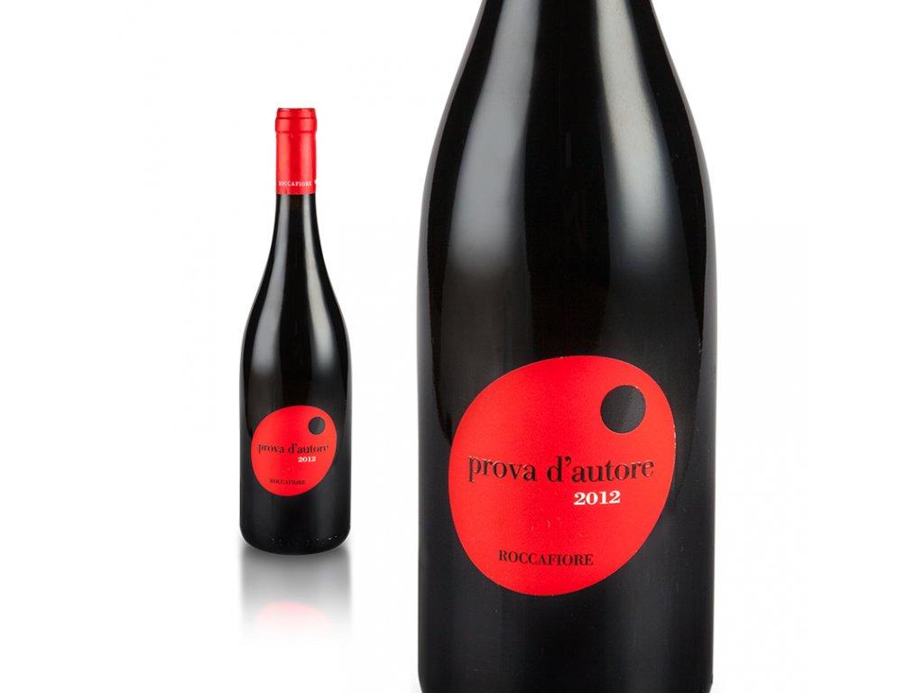 Umbria Rosso IGT Prova d´Autore Roccafiore 2016