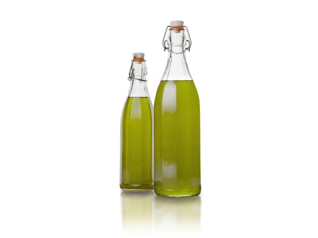Extra panenský olivový olej Novello Puglia Fratepietro stáčený