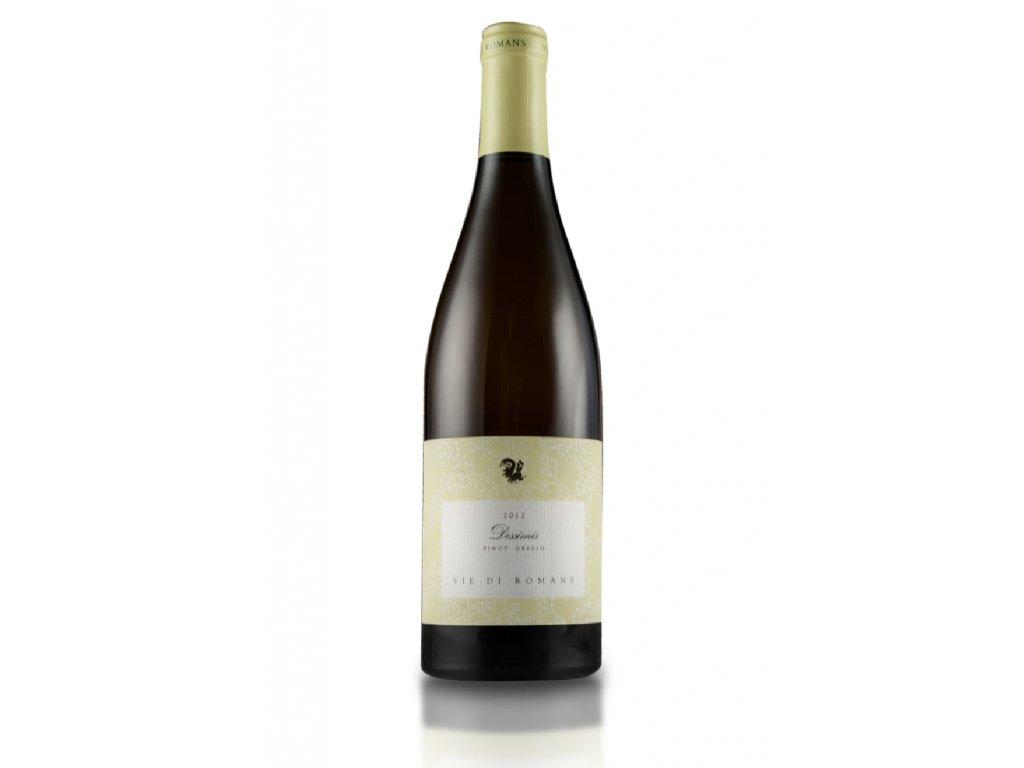 Pinot grigio DESSIMIS 2012 Vie di Romans e