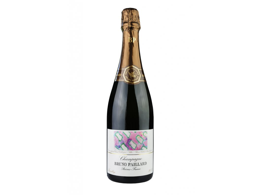 Champagne Assemblage 2012 Bruno Paillard e