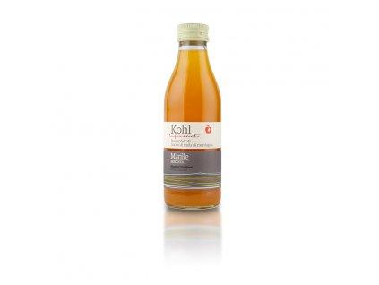 Jablečná šťáva s meruňkou 200ml Kohl e