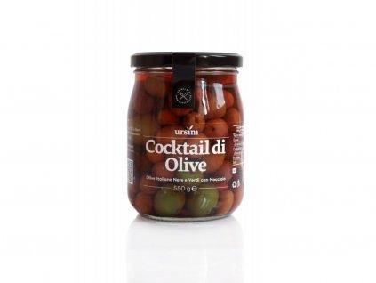 2106 koktejl z oliv 550g ursini