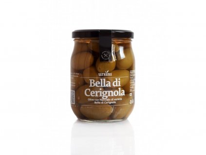 2100 olivy bella di cerignola 550g ursini