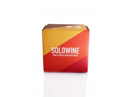 Solowine bag in box