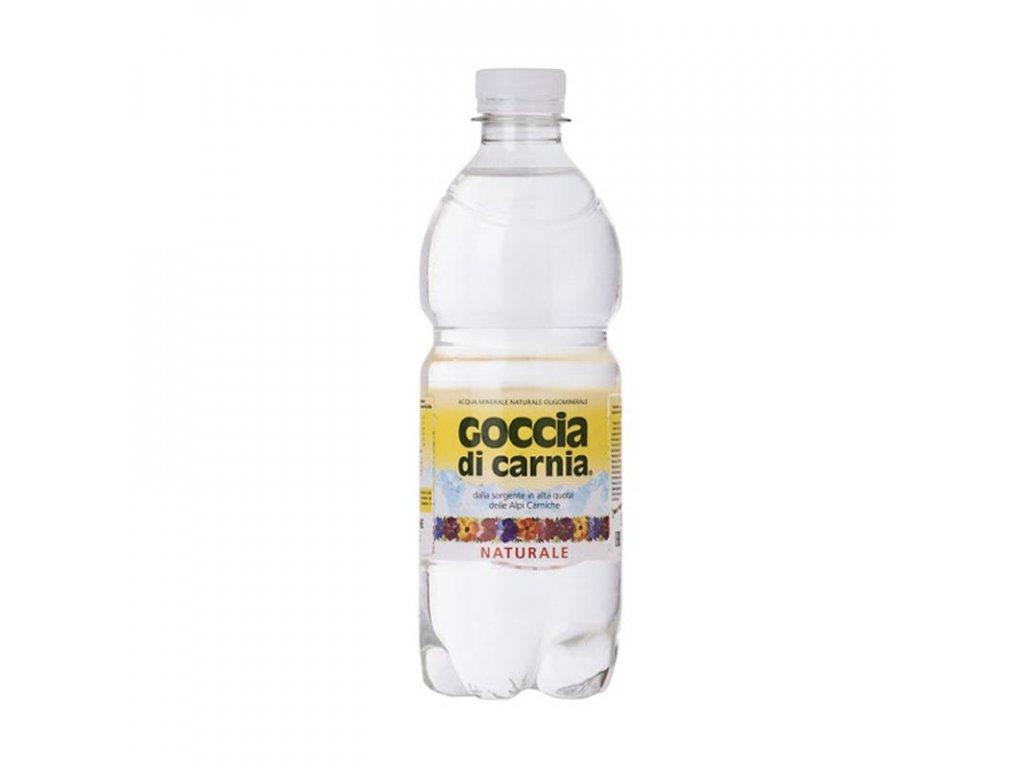 Water Still Pet Goccia di Carnia 500ml 24bottles 800x