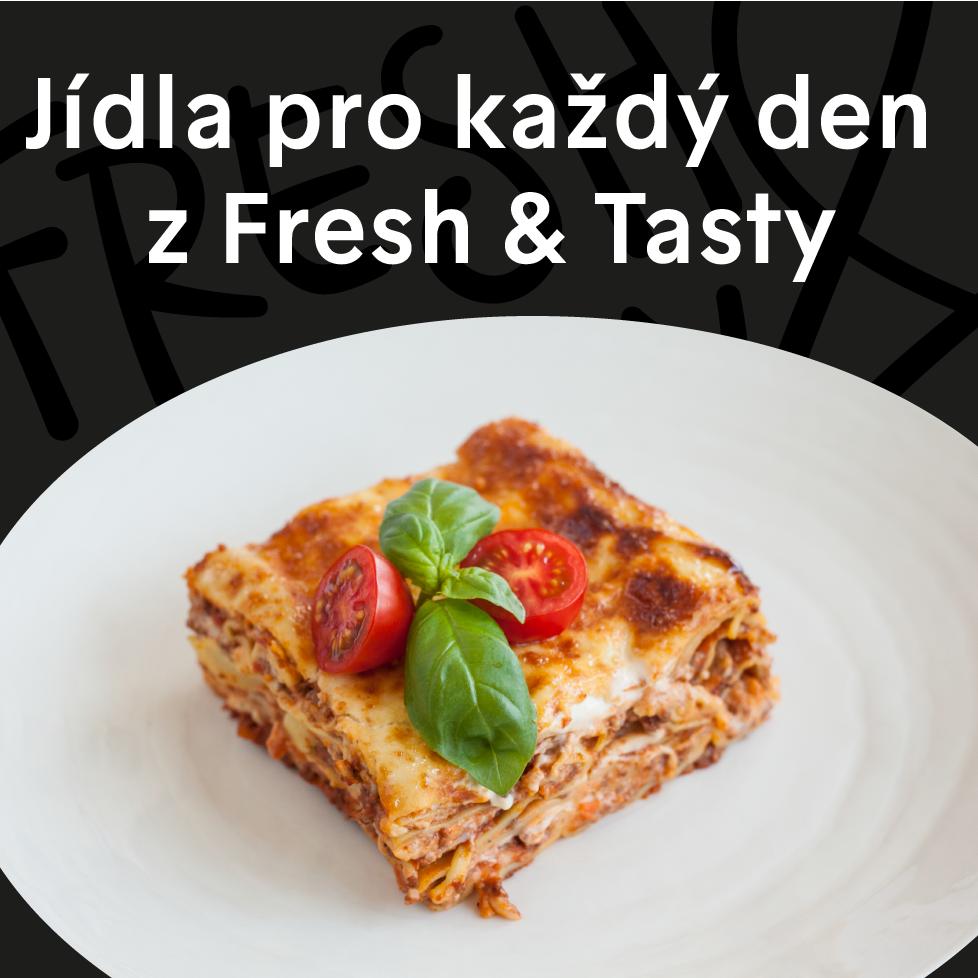Jídla pro každý den z Fresh & Tasty