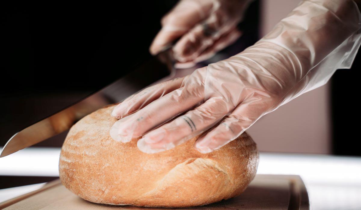 TPE rukavice