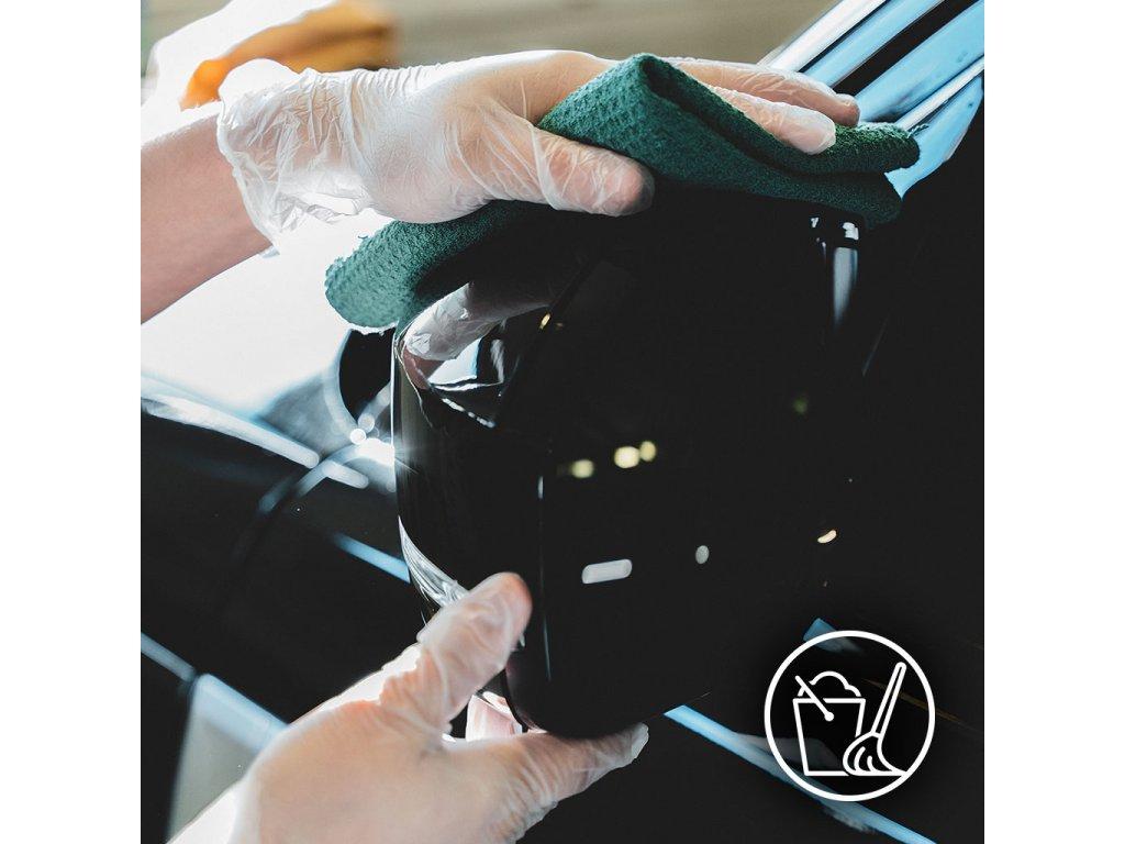 529e196d392 Vinylové rukavice 100 ks (nepudrované