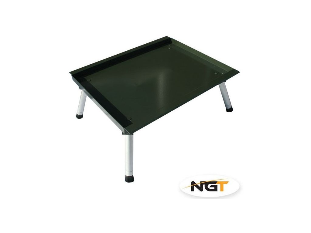 Stolek do bivaku NGT Bait Bivvy Table