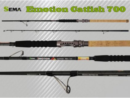 Prut na sumce SEMA Emotion Catfish 700