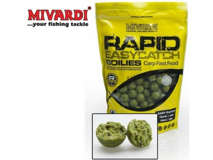 Boilies Mivardi Rapid Easy Catch 20mm - 950g