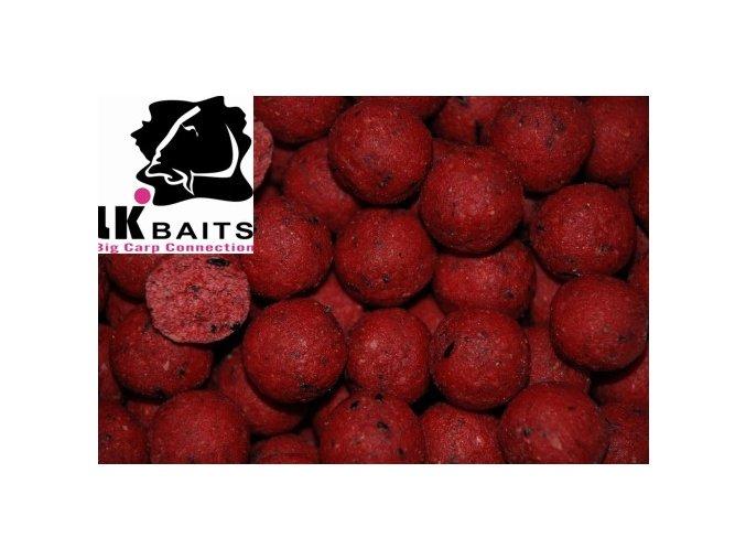 LK BAITS Boilie ReStart Wild Strawberry