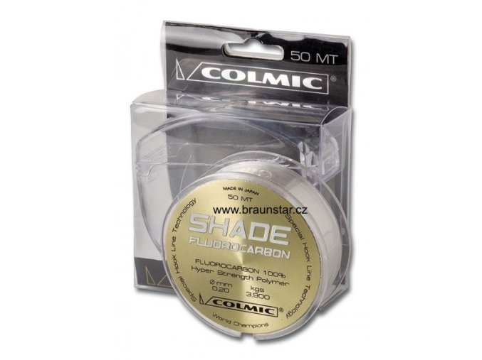 Fluorocarbon Colmic Shade - balení 50m